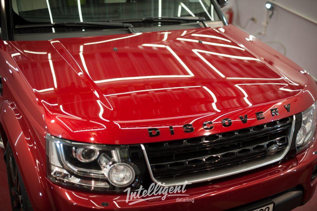 Land Rover Discovery - керамика лкп 1+1