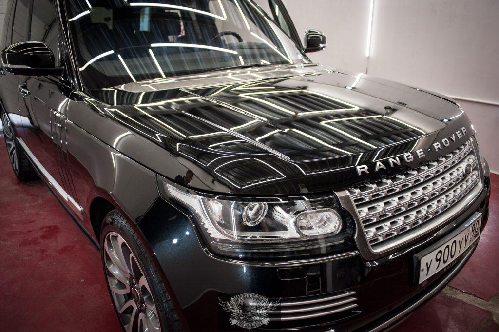 Range Rover - керамика лкп 1+1