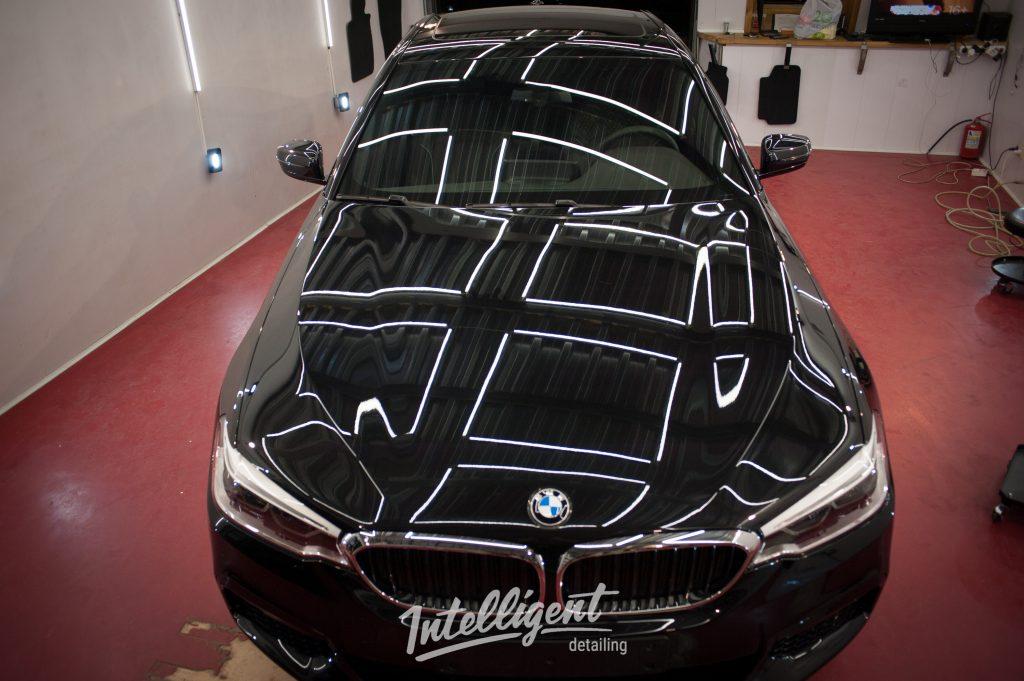 BMW 5 - керамика 3+1
