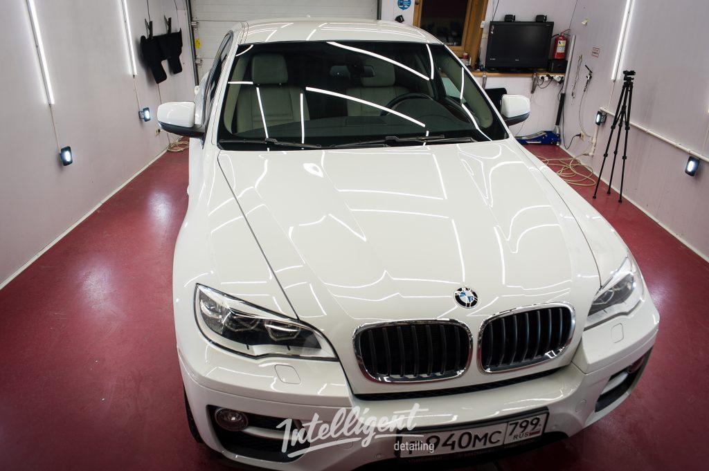 BMW X6 - керамика лкп 2+1